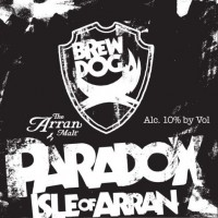 BrewDog Paradox Isle of Arran Whisky Barrel Aged Imperial Stout