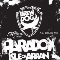 BrewDog Paradox Isle of Arran Whisky Barrel Aged Imperial Stout