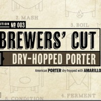 Real Ale Brewers' Cut Dry-Hopped Porter