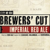 Real Ale Brewers' Cut Imperial Red Ale