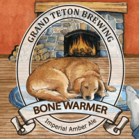 Grand Teton Bone Warmer Imperial Amber Ale