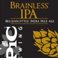 Epic Brainless Belgian IPA