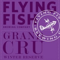 fly fishing flying fish grand cru