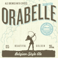 Great Divide Orabelle Belgian Tripel