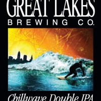 Great Lakes Chillwave Double IPA label