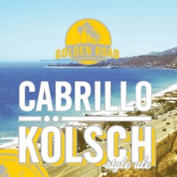 Golden Cabrillo Kolsch Final