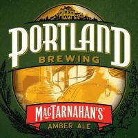 Portland MacTarnahan's Amber Ale
