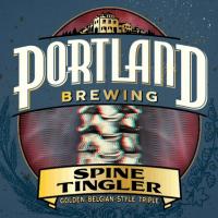 Portland Spine Tingler Belgian Golden Triple