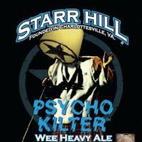 Starr Hill Psycho Kilter Wee Heavy Ale