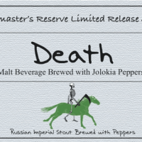 Rivertown Death Russian Imperial Stout