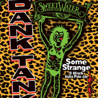 SweetWater Some Strange II Black IPA