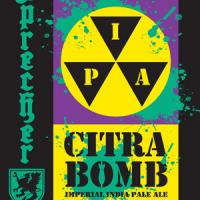 Sprecher Citra Bomb Imperial IPA