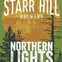 Starr Hill Northern Lights IPA can label BeerPulse