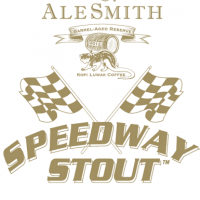 AleSmith Bourbon Barrel Aged Speedway Stout