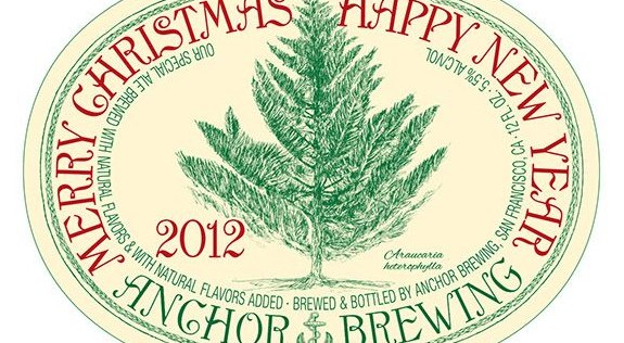 Anchor Christmas Ale 2012 now available | BeerPulse