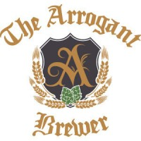 the arrogant brewer logo