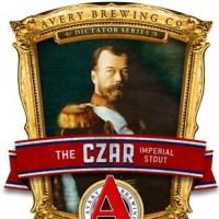 Avery The Czar Imperial Stout