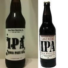 lagunitas vs knee deep