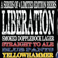 Liberation Smoked Dopplebock Lager