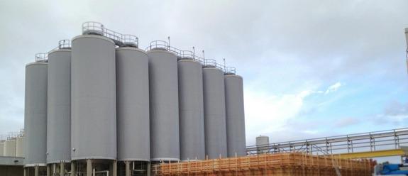 new belgium tank farm