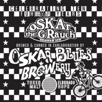 Oskar the G'Rauch Smoked IPA