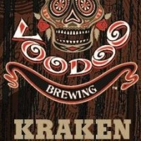 triple voodoo kraken label