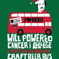 will powered craft beer bus