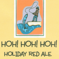 Twin Peaks Hoh! Hoh! Hoh! Holiday Red Ale
