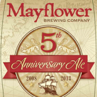 Mayflower 5th Anniversary Double IPA
