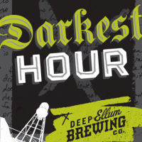Deep Ellum Darkest Hour Rye Imperial Stout