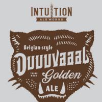 Intuition Duuuvaaal Trademark Belgian Golden Ale