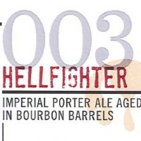 Karbach Hellfighter Bourbon Barrel Aged Imperial Porter