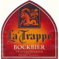La Trappe Bockbier label