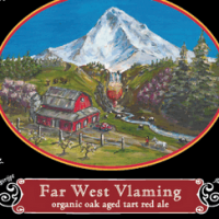 Logsdon Far West Vlaming Oak Aged Tart Red Ale