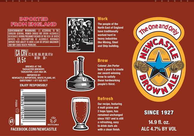 Newcastle Beer Png
