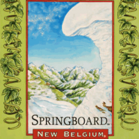 New Belgium Springboard Ale