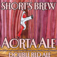Short's Aorta Double Red Ale