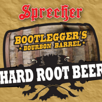 Sprecher Bootlegger's Bourbon Barrel Hard Root Beer