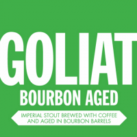To Øl Goliat Bourbon Barrel Aged Imperial Coffee Stout