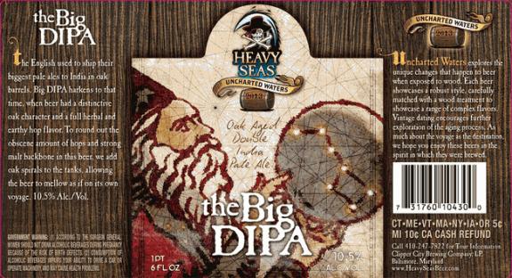 Heavy Seas The Big DIPA