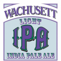 Wachusett Light IPA can
