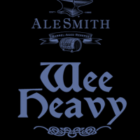 alesmith bourbon barrel wee heavy