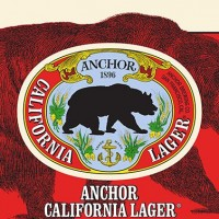 anchor california lager can label