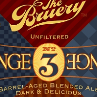 The Bruery Mélange No. 3 Bourbon Barrel Aged Strong Ale