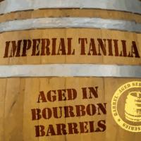 Knee Deep Bourbon Barrel Aged Imperial Tanilla Vanilla Porter