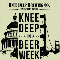 Knee Deep in Beer Week Belgo American IPA