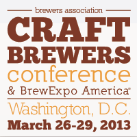 Craft Brewers Conference 2013 logo