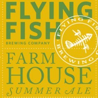Flying Fish Farmhouse Summer Ale