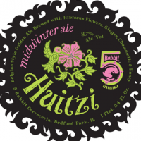 5 Rabbit Huitzi Midwinter Belgian Golden Ale