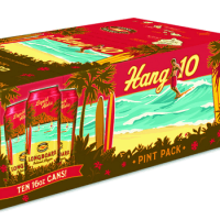 Kona Hang 10 Pint Pack